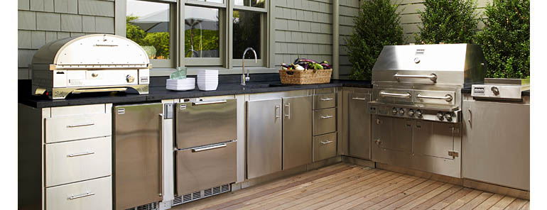 Ck Homesolutions Outdoor Kitchens